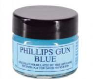 Philips Gun Blue 20g Glass Jar